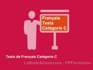 francais-tests-categorie-c