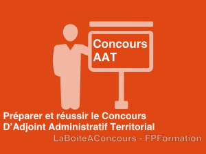 Concours d'Adjoint Administratif Territorial
