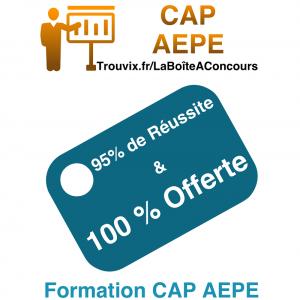 Formation CAP AEPE Gratuite