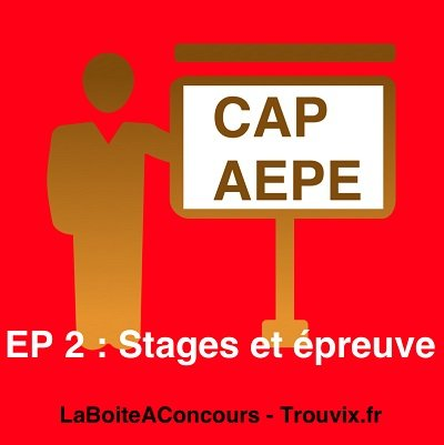 CAP AEPE EP 2