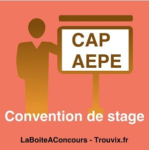 Convention stage AEPE