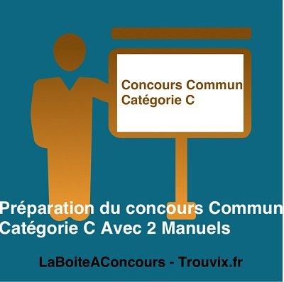 preparation-concours-commun-categorie-c