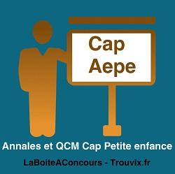 Annales et QCM Gratuits CAP Petite Enfance
