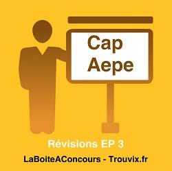 Révisions EP3 CAP AEPE