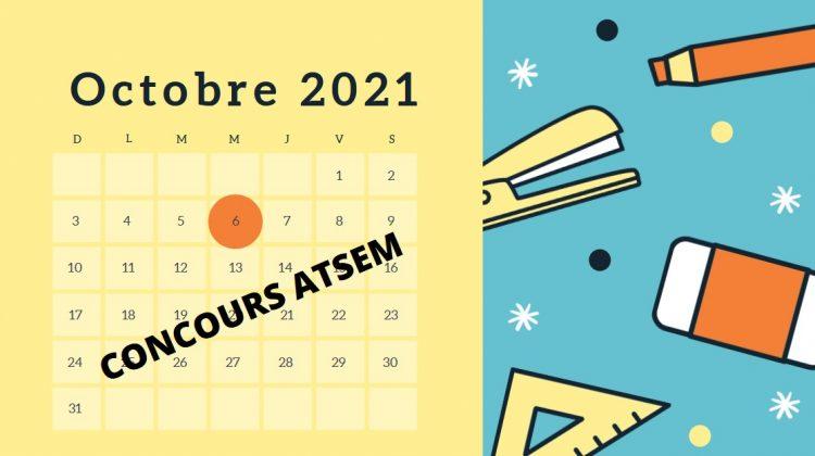 Atsem 2021 - Concours
